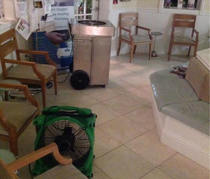 SERVPRO of South Palm Beach - Commercial Fire Damage After
