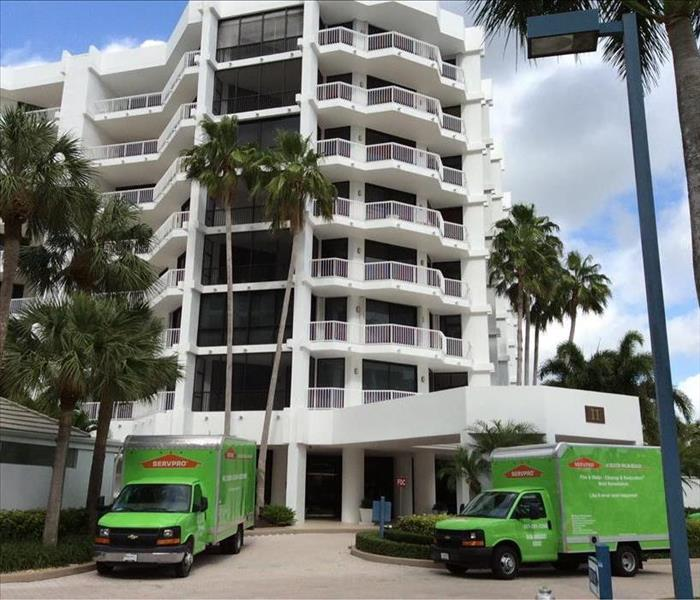 SERVPRO of South Palm Beach - High-Rise Flood