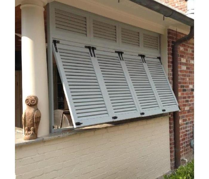 Storm Damage Are Storm Shutters Right For Your Home?